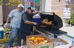 Project Sustenance BBQ at Festival Ha'Rikud