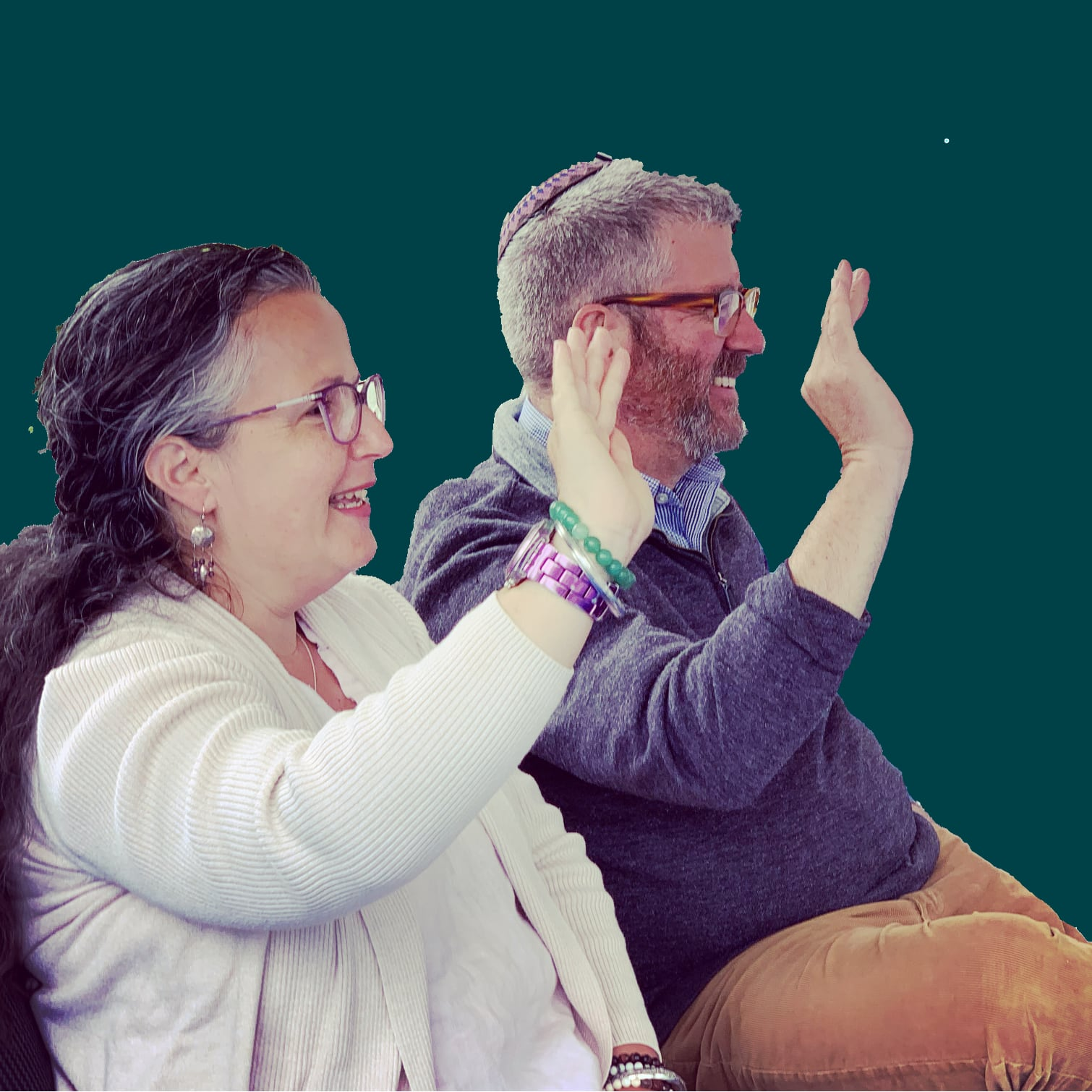 Shcleyer – Rubin Farewell Drive By party